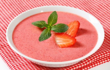 Strawberry Summer Soup
